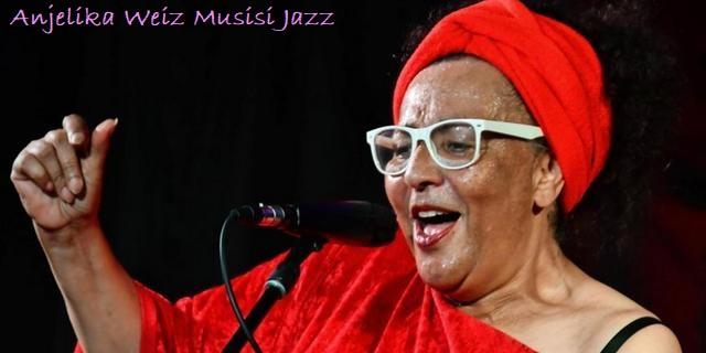 Anjelika Weiz Musisi Jazz
