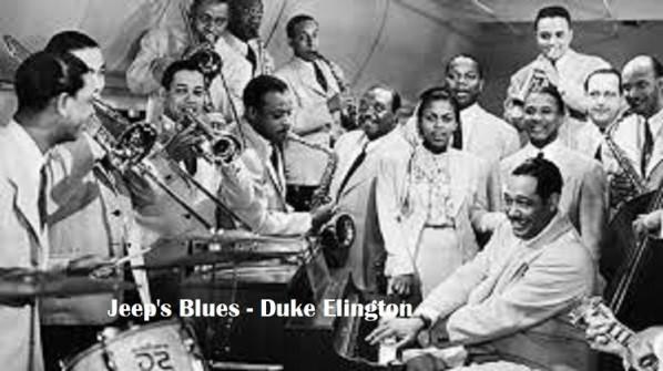 Jeep's Blues – Duke Elington