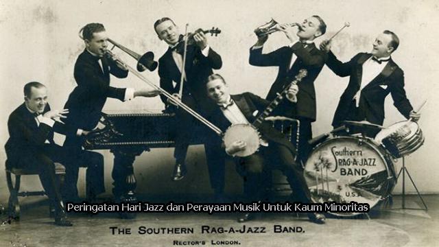 Peringatan Hari Jazz dan Perayaan Musik Untuk Kaum Minoritas